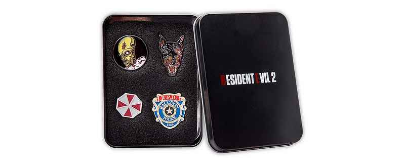 Resident Evil 2 Merchandise Revealed To Celebrate Game's Release
