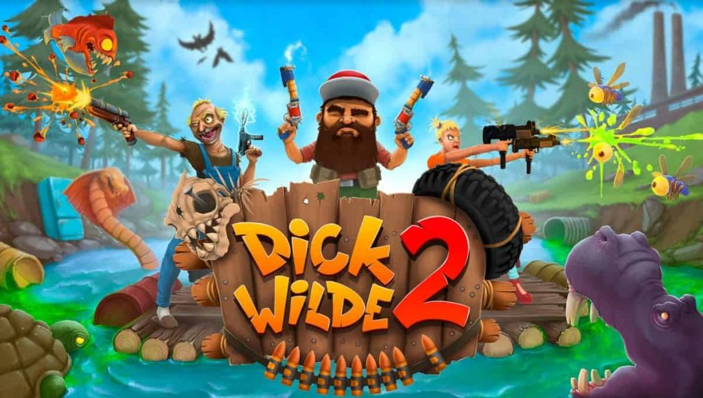 Dick Wilde 2 PSVR