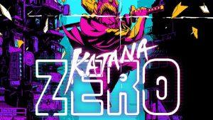Katana ZERO PS4