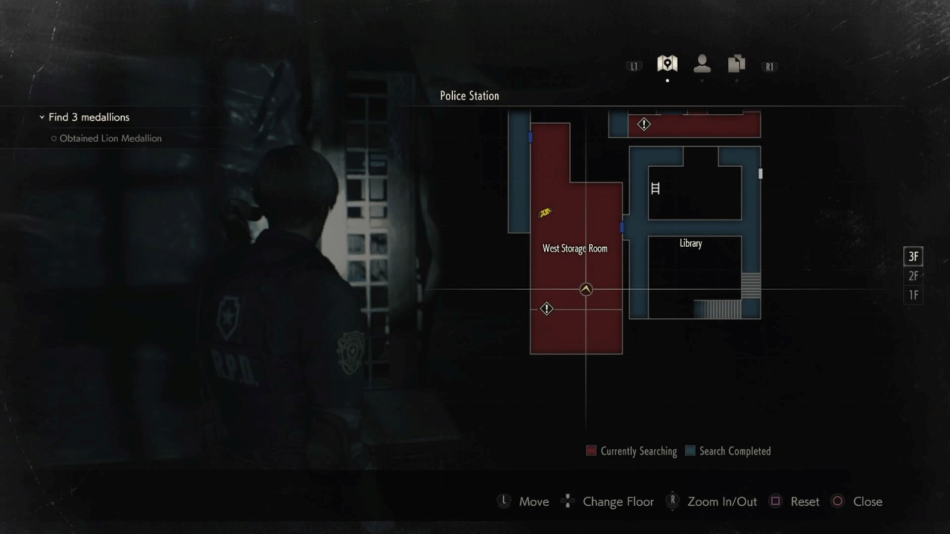 Resident Evil 2 Remake Inventory Pouch Locations Guide