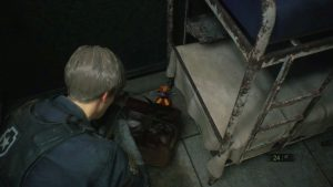 Resident Evil 2 Remake Raccoon Bobble Head 4 Brake Room