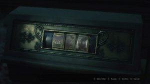Resident Evil 2 Remake Maiden Medallion Solution