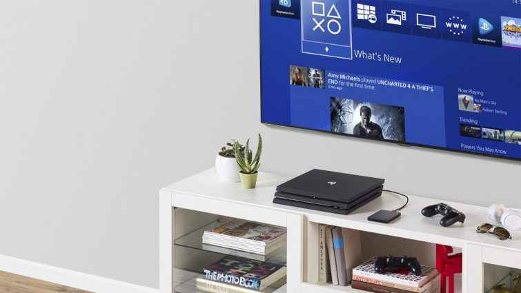The PS4 Seagate Game Drive Adds 2TB Of Storage