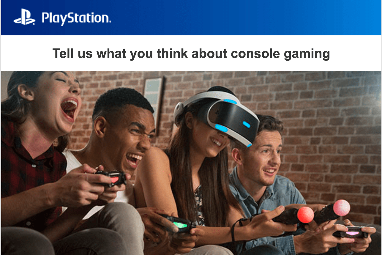 Sony Asks Probing Questions About PS5
