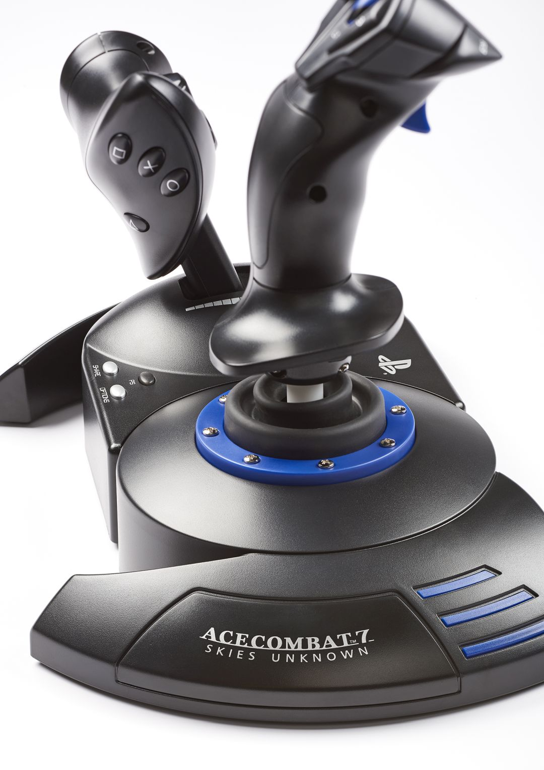 Thrustmaster T Flight Hotas 4 Ace Combat 7 Skies Unknown Edition Review Ps4 Playstation Universe