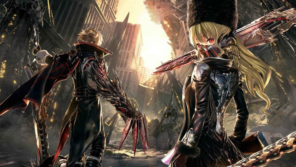 What on Earth is Going on With Code Vein?