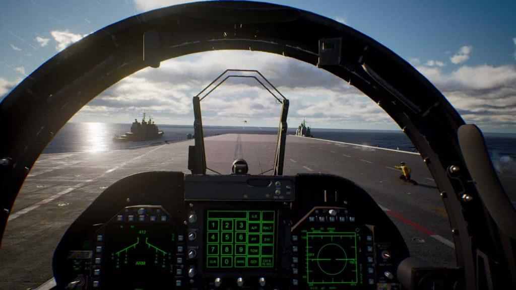 Ace Combat 7 PSVR Review 01