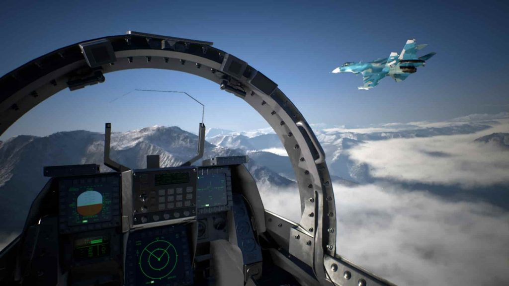 Ace Combat 7 PSVR Review 02
