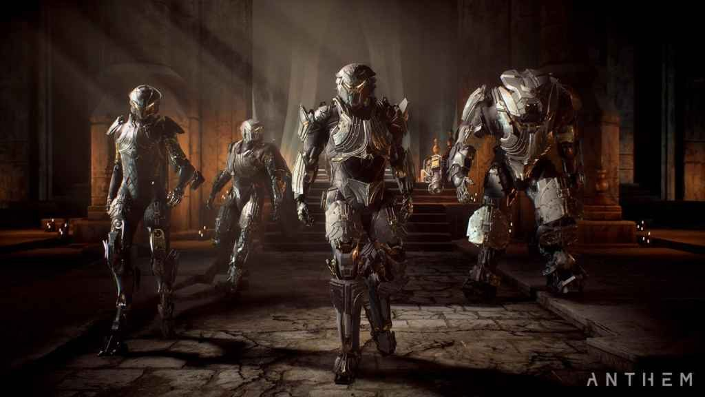 Anthem Social Hub Confirmed and It's Called Launch Bay