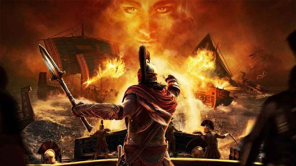 Assassin's Creed Odyssey DLC