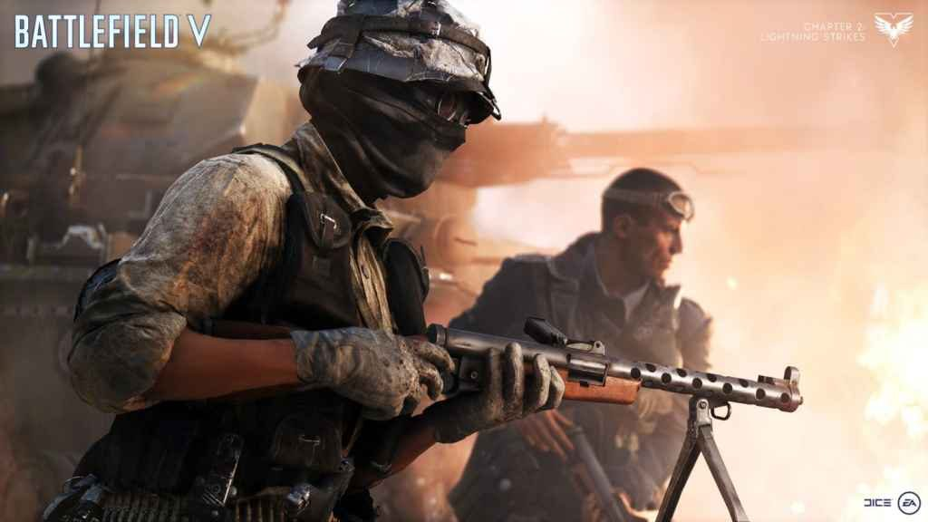 Battlefield V Tides of War Chapter 2 Release Date