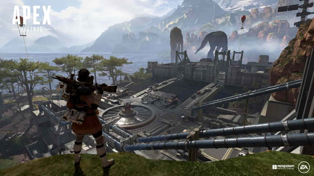 Best PS4 free games Apex Legends
