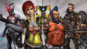 Borderlands 3 Officially Announced by Gearbox