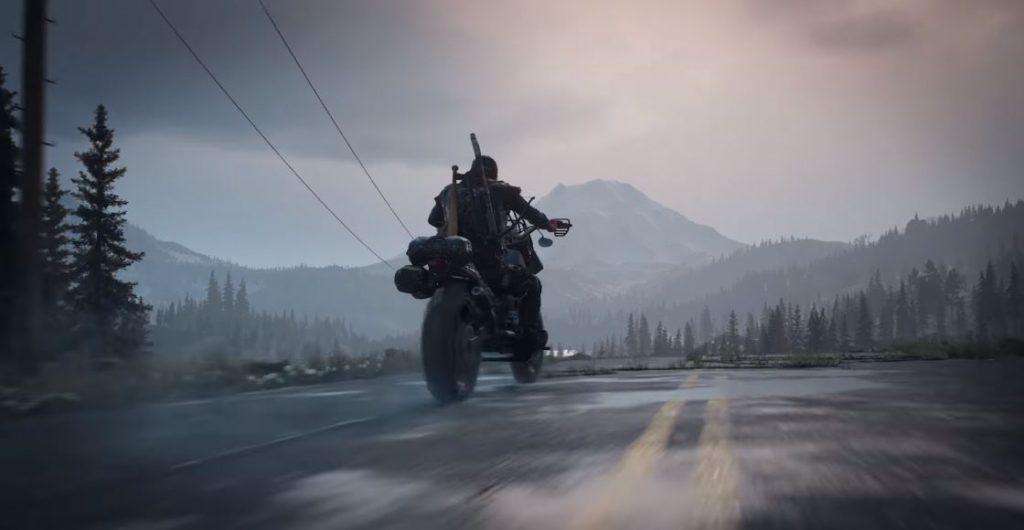 Days Gone Bike Gameplay