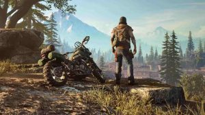 Days Gone Wilderness Gameplay