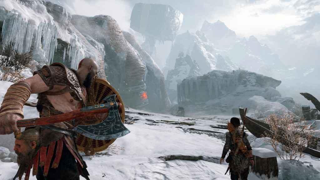 God of War Boss Battles Cut from Final Game