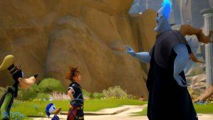 Kingdom Hearts 3 vr experience