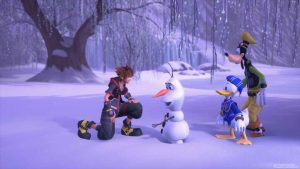 Kingdom Hearts III Epilogue Available to Download