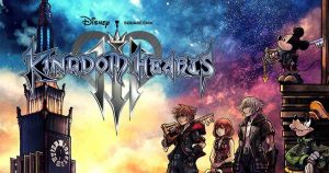 Kingdom Hearts 3 Babies And Toddlers Outdoors