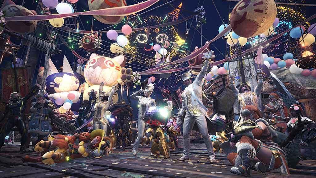 Monster Hunter World Appreciation Fest 01