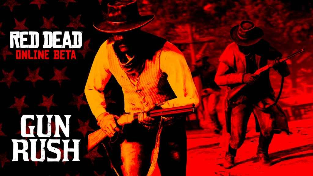 Gun Rush - Red Dead Online