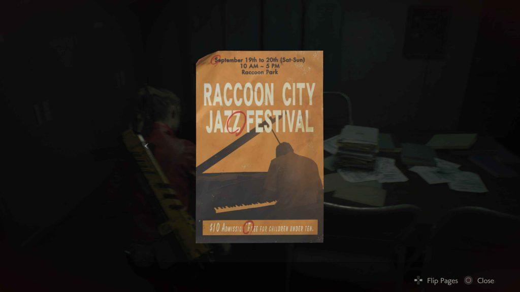 resident-evil-2-jass-festival-flyer