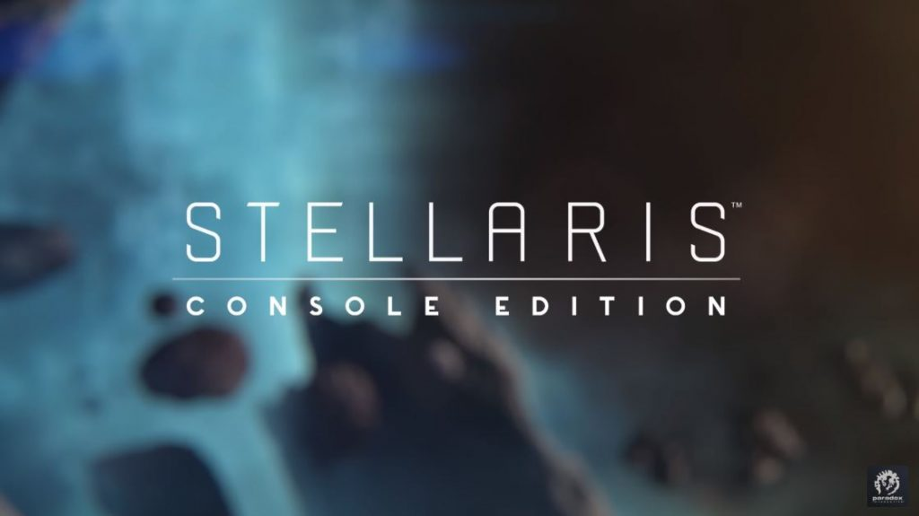 Stellaris Console Edition Date