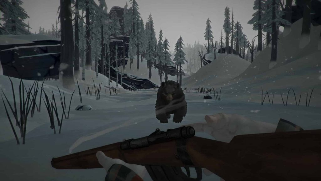 The Long Dark Redux PS4 Review 01