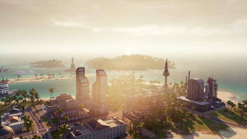 Tropico 6 Delay