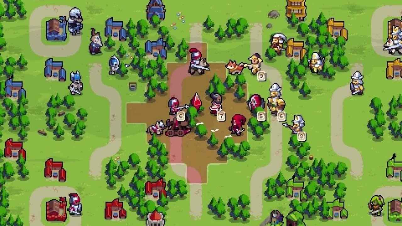 Wargroove Commanders – Groove List With All Abilities