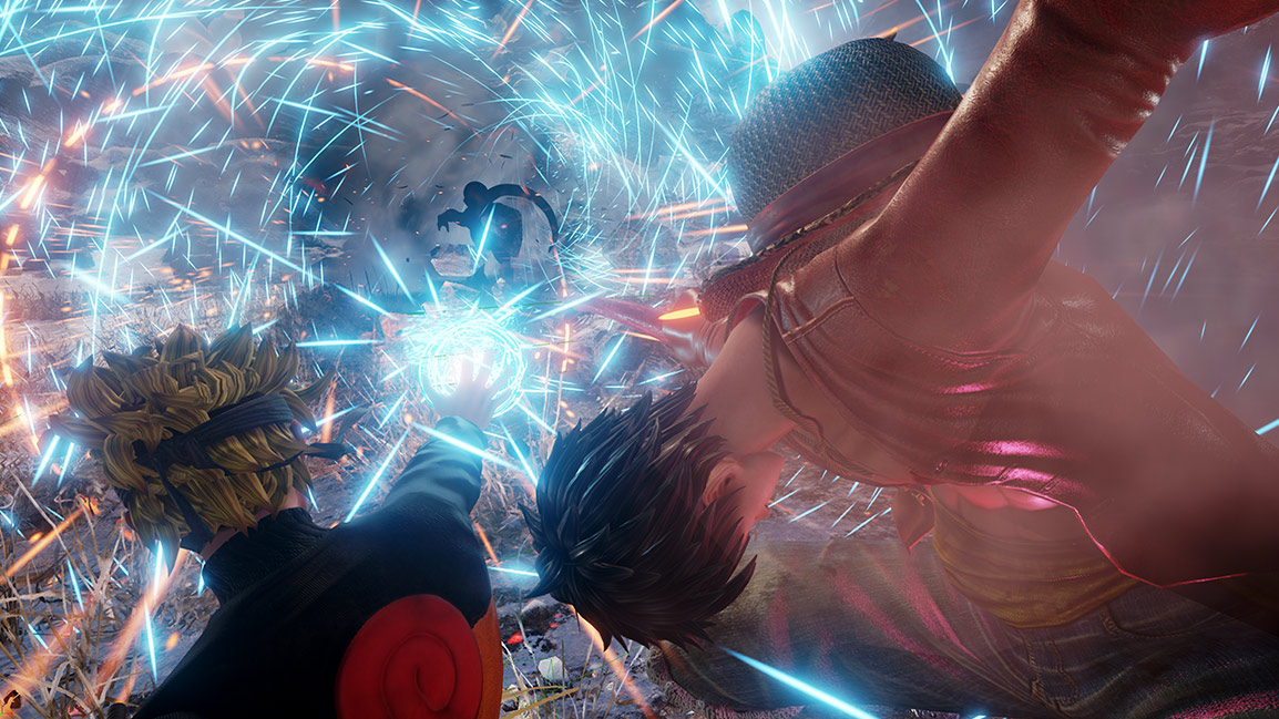 Jump Force Review 02