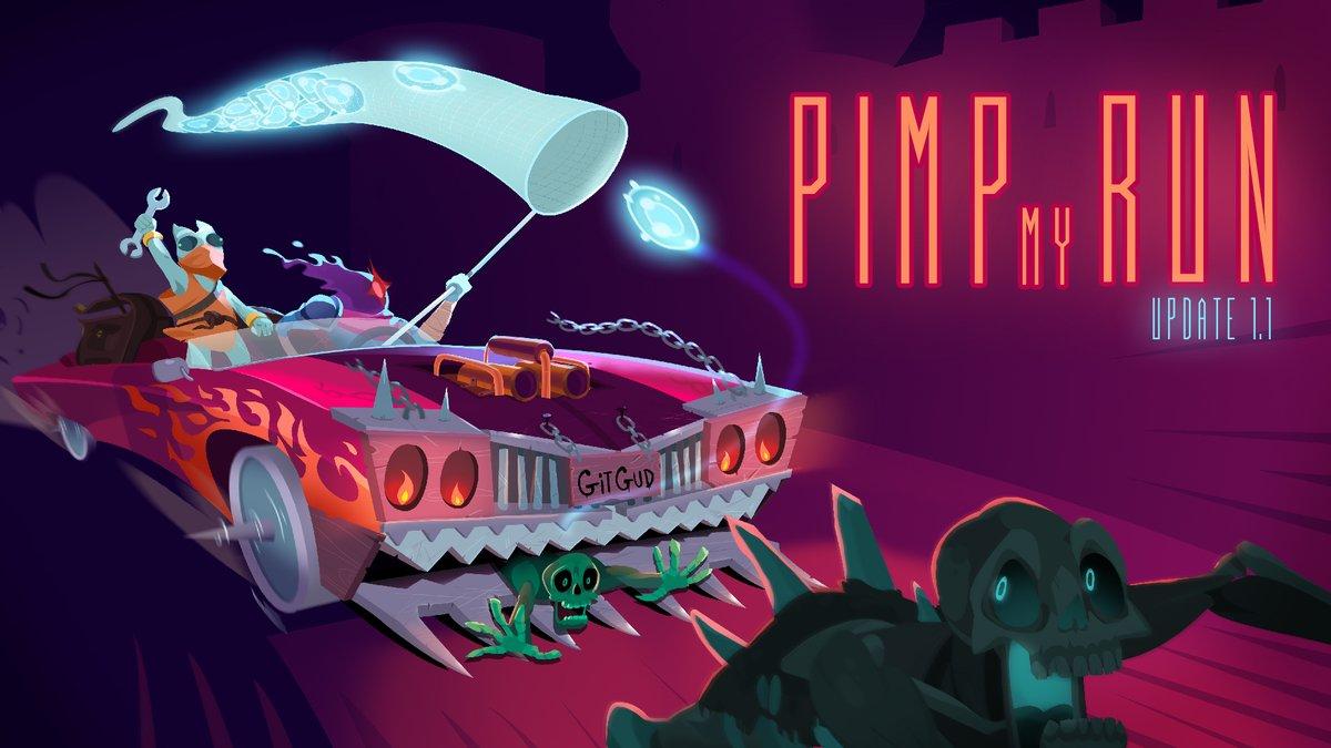 Dead Cells Update 1 16 Patch Notes Pimp S Your Runs Playstation Universe