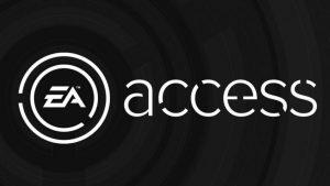 ea access ps4 games