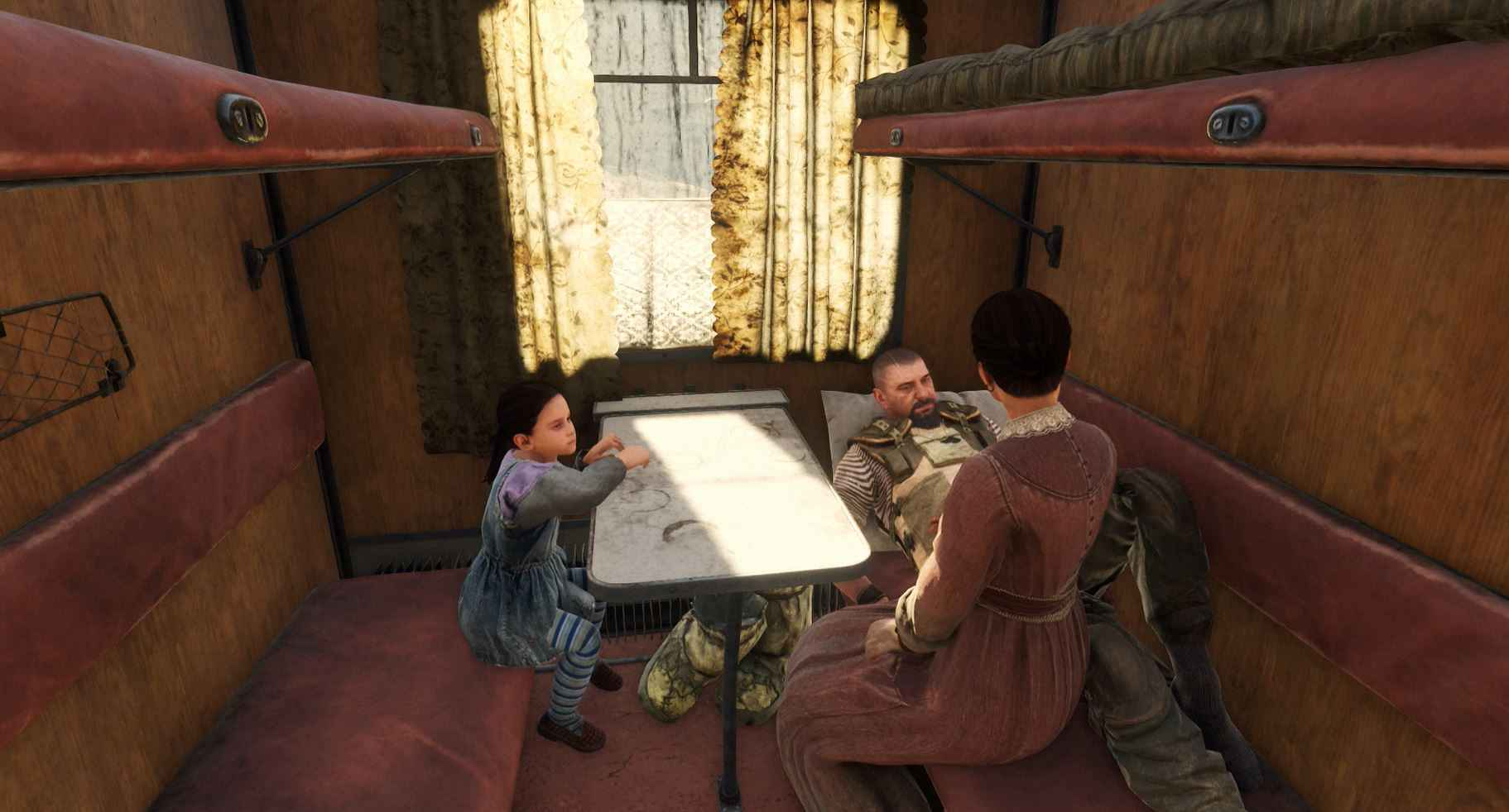 Metro Exodus Review - PS4