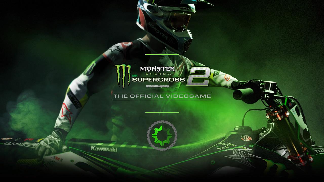 Monster Energy Supercross 2 review