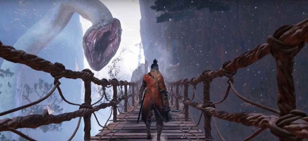 Sekiro: Shadows Die Twice Great Serpent Boss Guide - Senpou Temple, Mt. Kongo