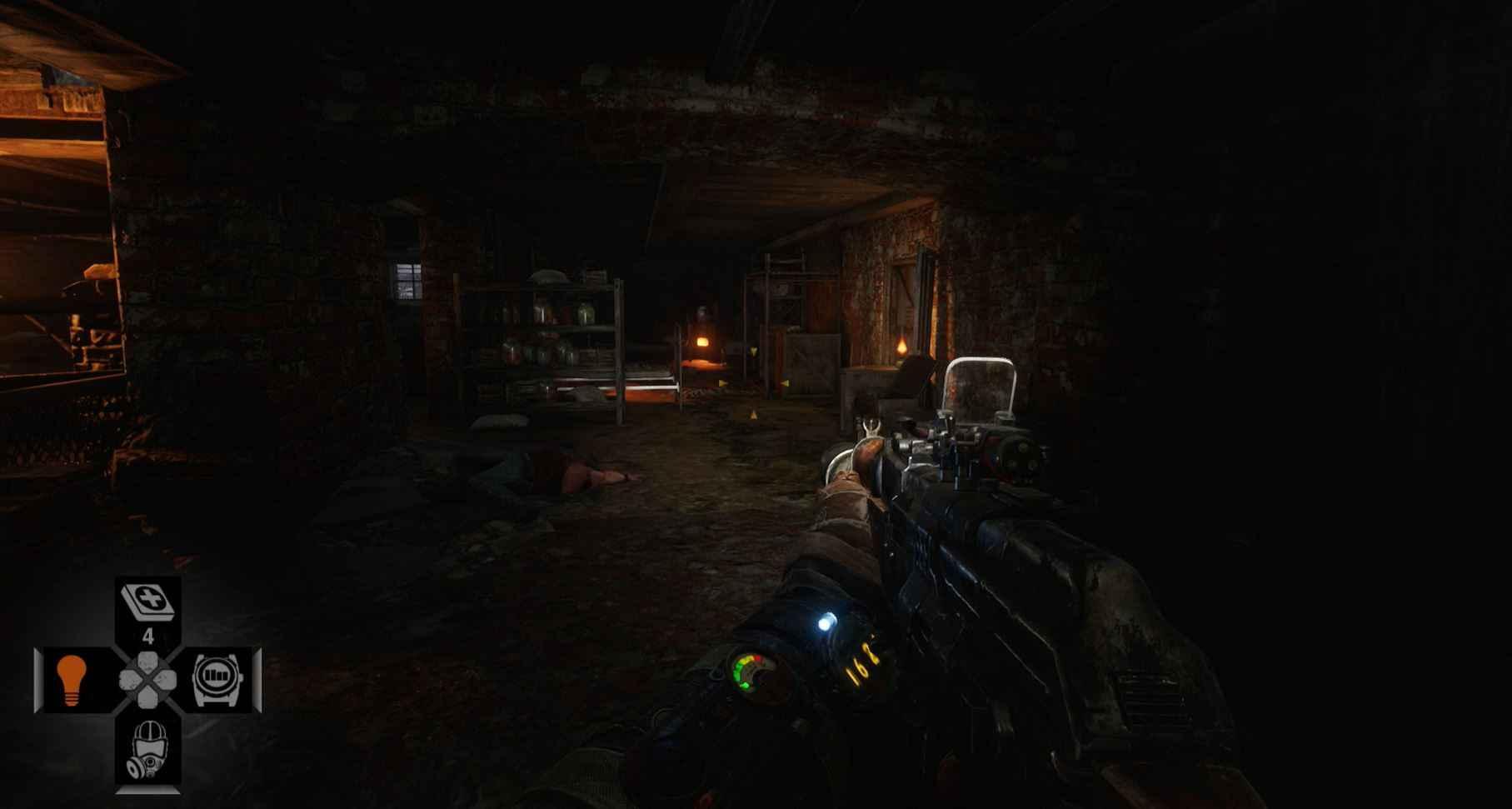 Metro Exodus Artyom's Suit Upgrades Locations - PlayStation