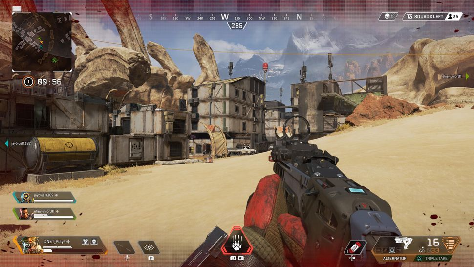 apex legends ranked mode