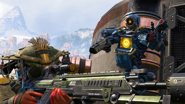 Apex Legends Self Revive How To Heal Playstation Universe