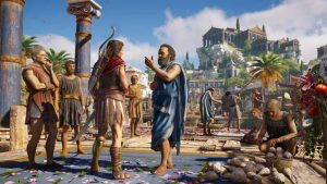Assassin's Creed Odyssey February Update