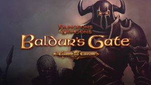Baldurs Gate PS4