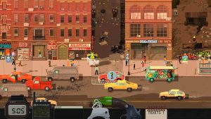 Beat Cop PS4 Release