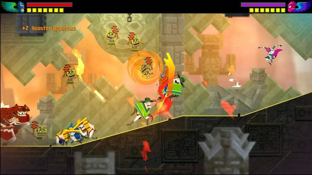 Best PS Vita Games Guacamelee