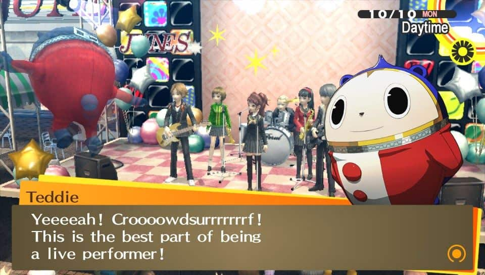 Best PS Vita Games Persona 4 Golden