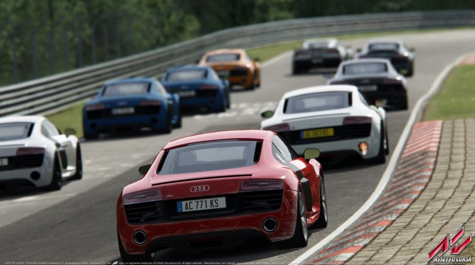 best ps4 racing games assetto corsa