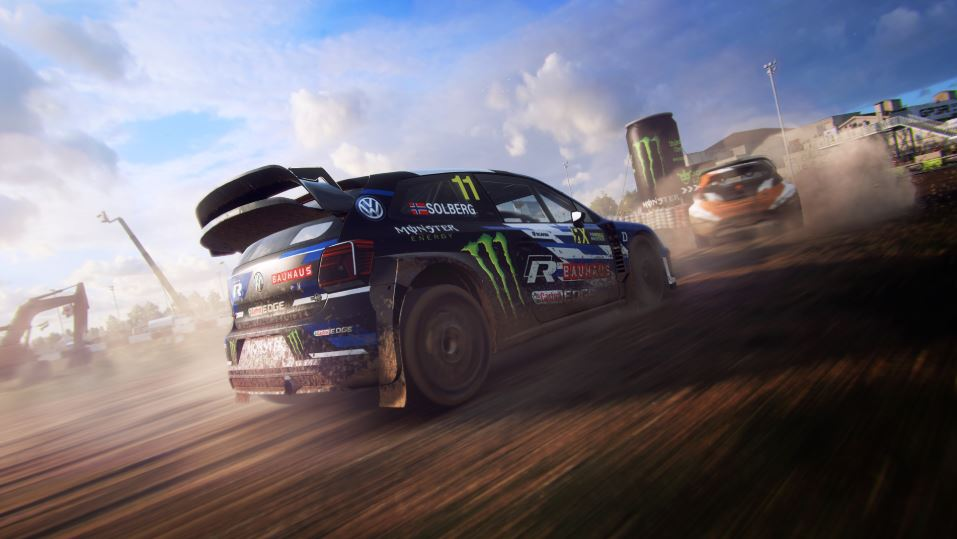 best ps4 racing games dirt rally 2.0