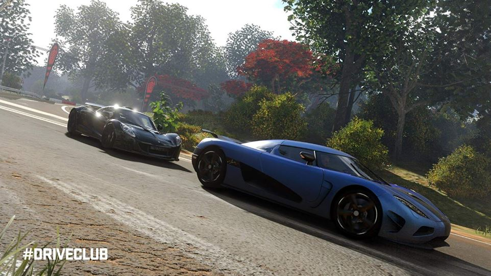 best ps4 racing games driveclub