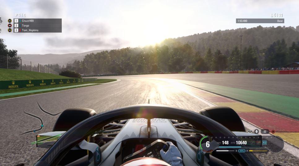 best ps4 racing games f1 2018