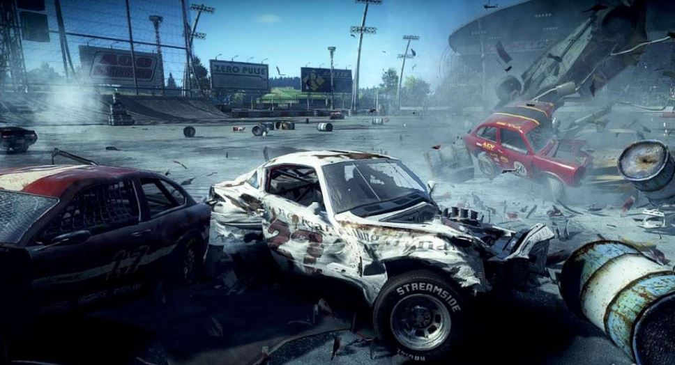 best ps4 racing games flatout 4