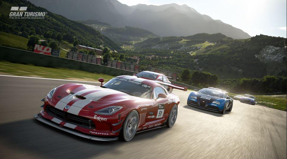 best ps4 racing games gran turismo sport